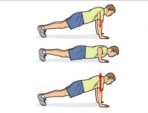 Challenge: Correct Push Up Form