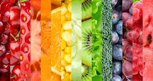 Fruits full of Water